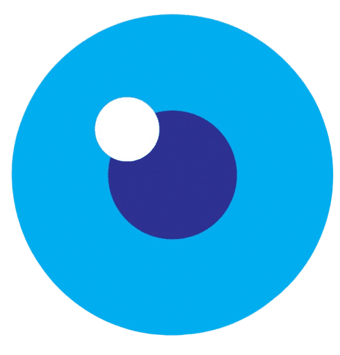 logo, okulistyka, oko