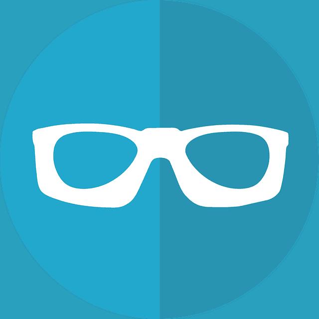 Okulary logo